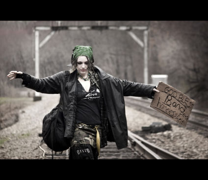 18 and homeless by Stephen Carroll FotoFiction, on Flickr