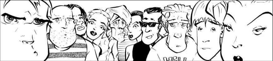 7 Stufen - Das Comic
